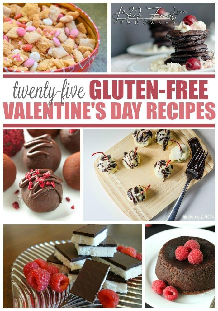 25 Gluten-Free Valentine's Day Recipes