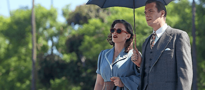 Marvel's Agent Carter: Exclusive Interview with Hayley Atwell and James D'Arcy