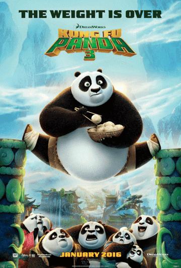 Kung Fu Panda 3: Free Passes to Portland Screening on 1/16