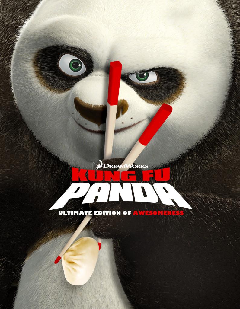 Giveaway: Kung Fu Panda 1 + 2 on Blu-Ray/DVD ends 1/29