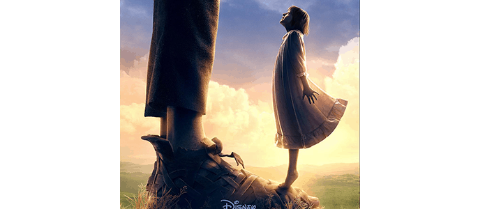 First Look: Disney's THE BFG Poster Released