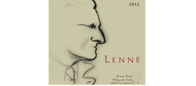 2012 Lenne Estate Pinot Noir