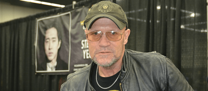 Exclusive Interview with Michael Rooker