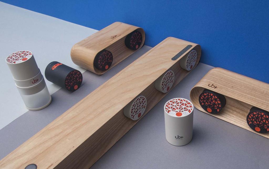 Top Family Tech CES Picks: UB+ Modular Speaker