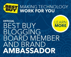 Best Buy Blogger Ambassador