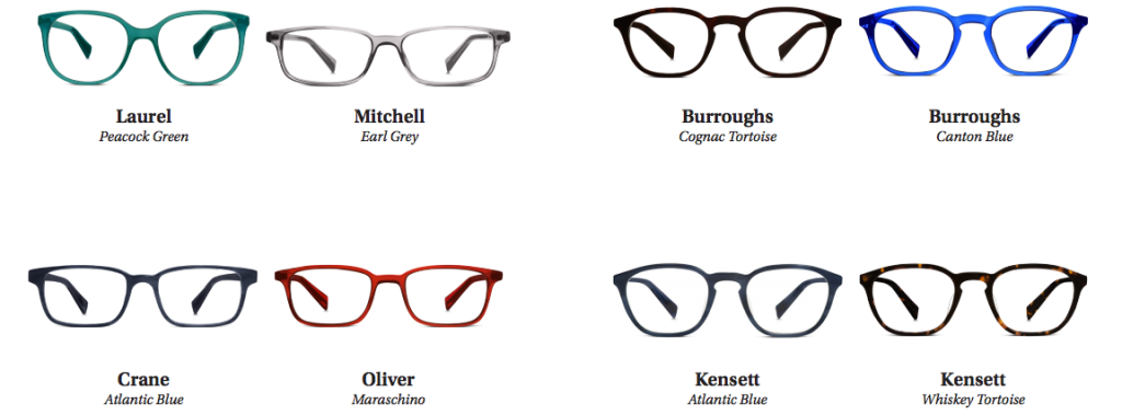 Jazz Up Your Spring Look With Warby Parker