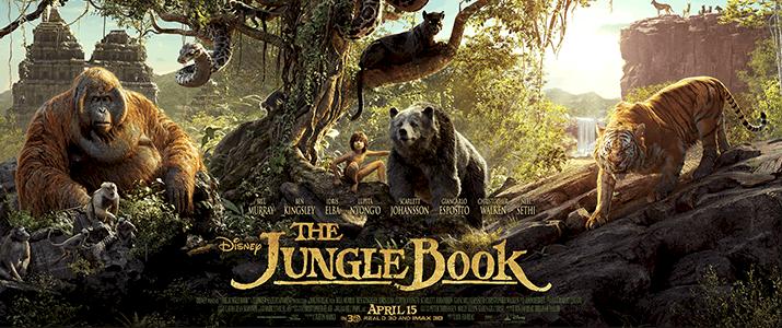 Disney's The Jungle Book Activity Sheets