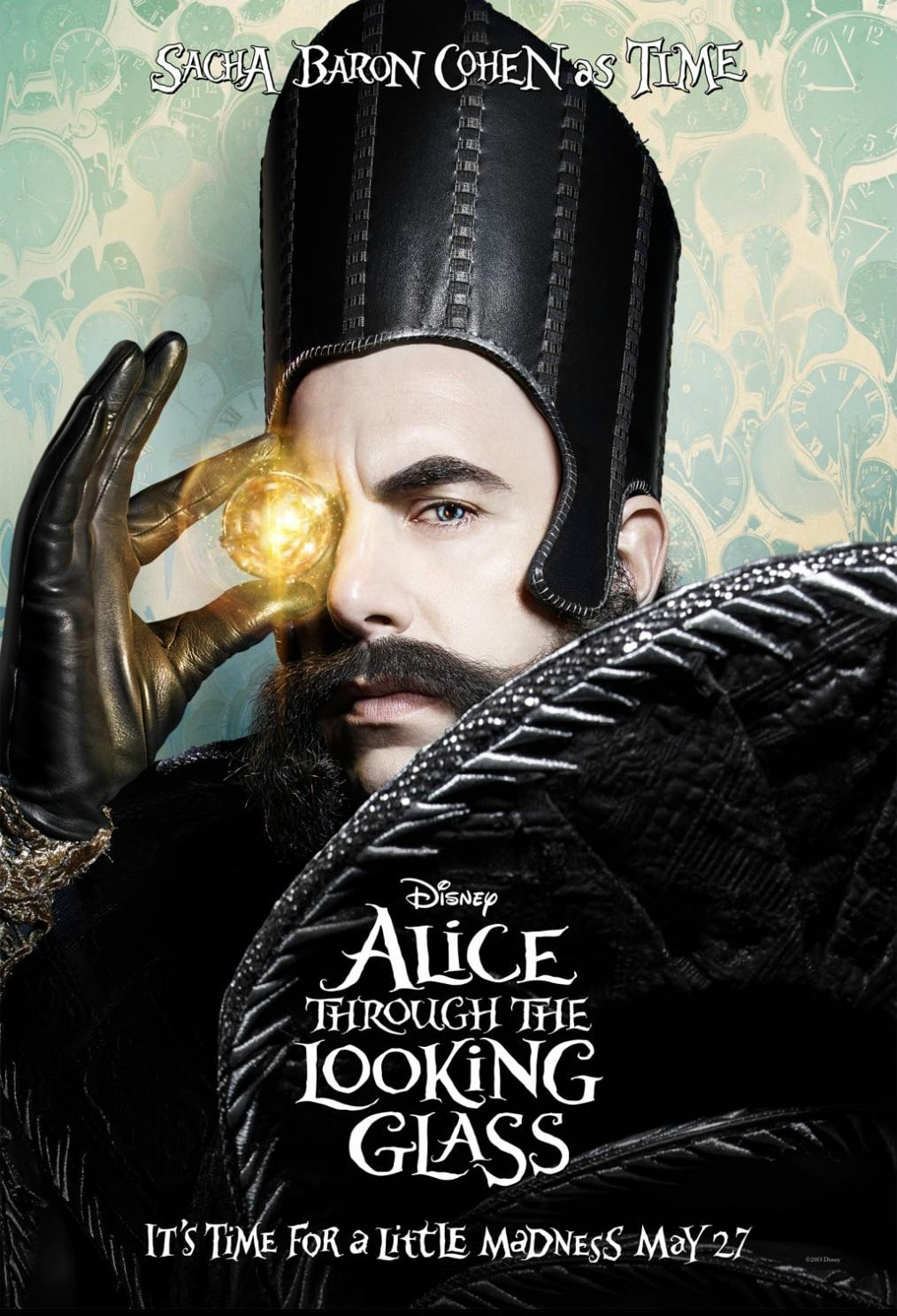 First Look: Disney's ALICE THROUGH THE LOOKING GLASS New Trailer