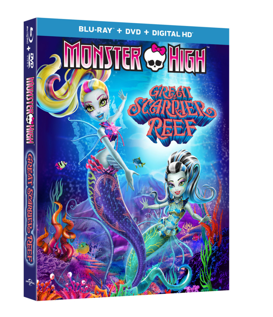 Enter to Win MONSTER HIGH: GREAT SCARRIER REEF Giveaway ends 3/18