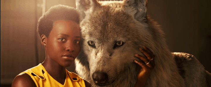 Disney's THE JUNGLE BOOK New Clip Available + Actor Shots