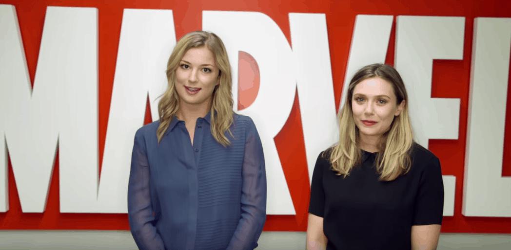 Marvel's CAPTAIN AMERICA: CIVIL WAR Girls Reforming the Future Challenge