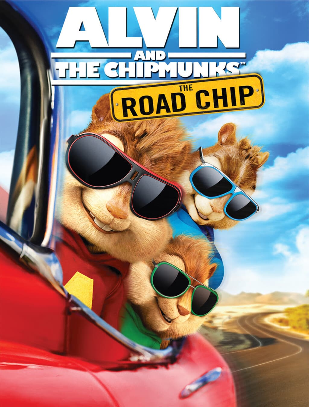 Enter to Win ALVIN & THE CHIPMUNKS: THE ROAD CHIP