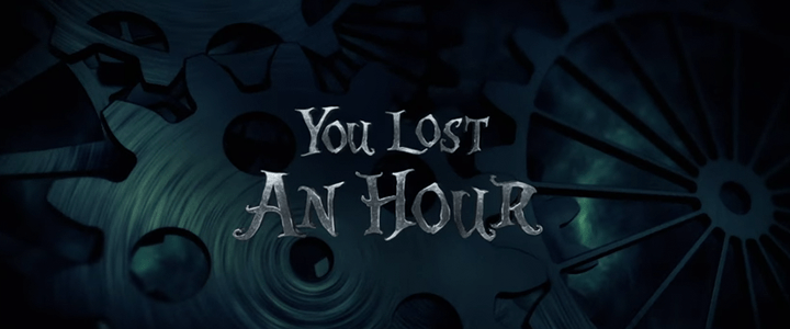 First Look: DISNEY'S ALICE THROUGH THE LOOKING GLASS Daylight Saving Time Spot