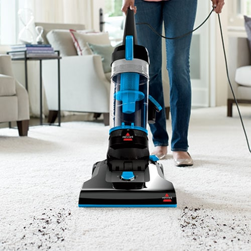 BISSELL PowerForce Helix Keeps Your Home Clean