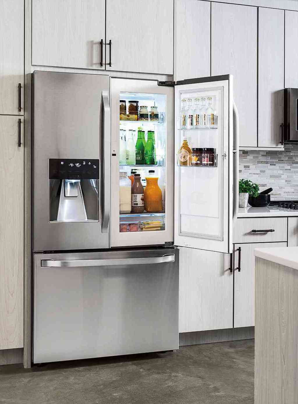 Green Your Appliances with LG Studio