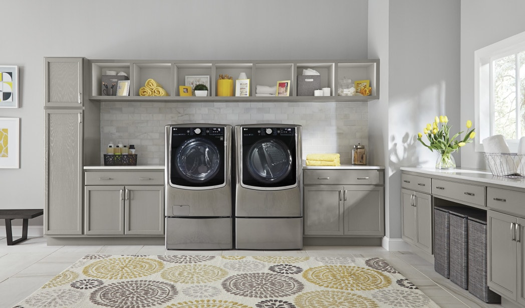 Celebrate Earth Day with Energy Certified Washers and Dryers from LG