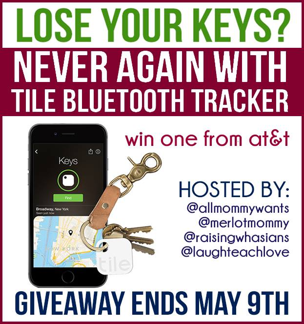 Never Lose Your Keys Again with Tile Bluetooth Tracker
