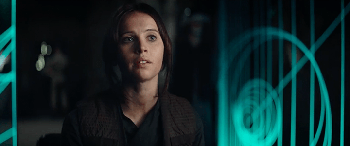 First Look – Rogue One: a Star Wars Story Teaser Trailer