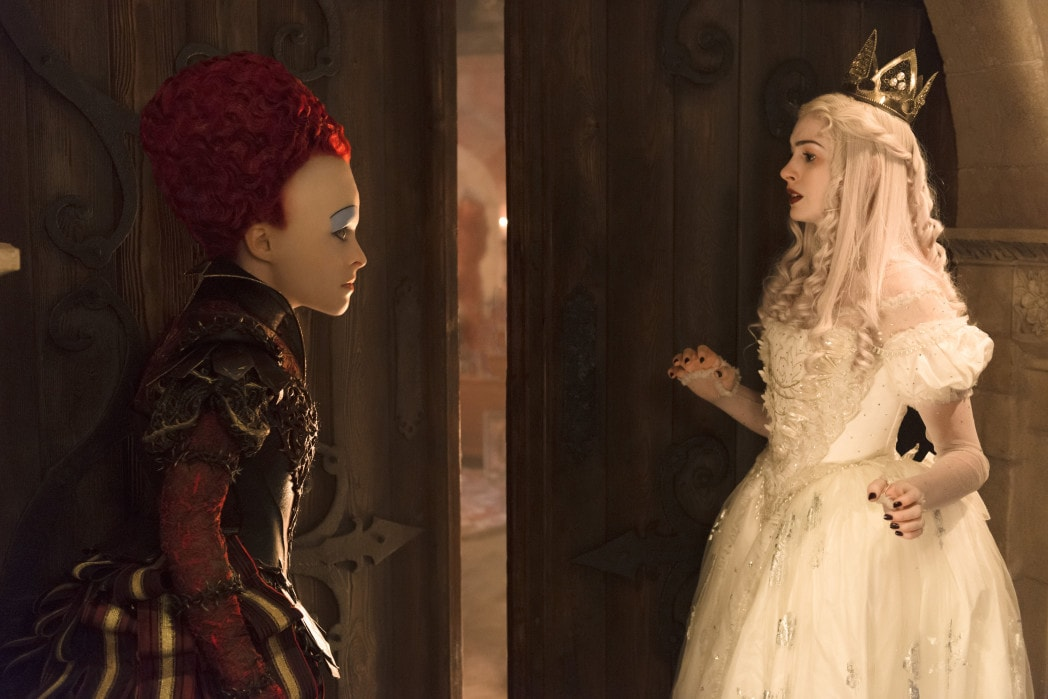5 Reasons to See Alice Through the Looking Glass
