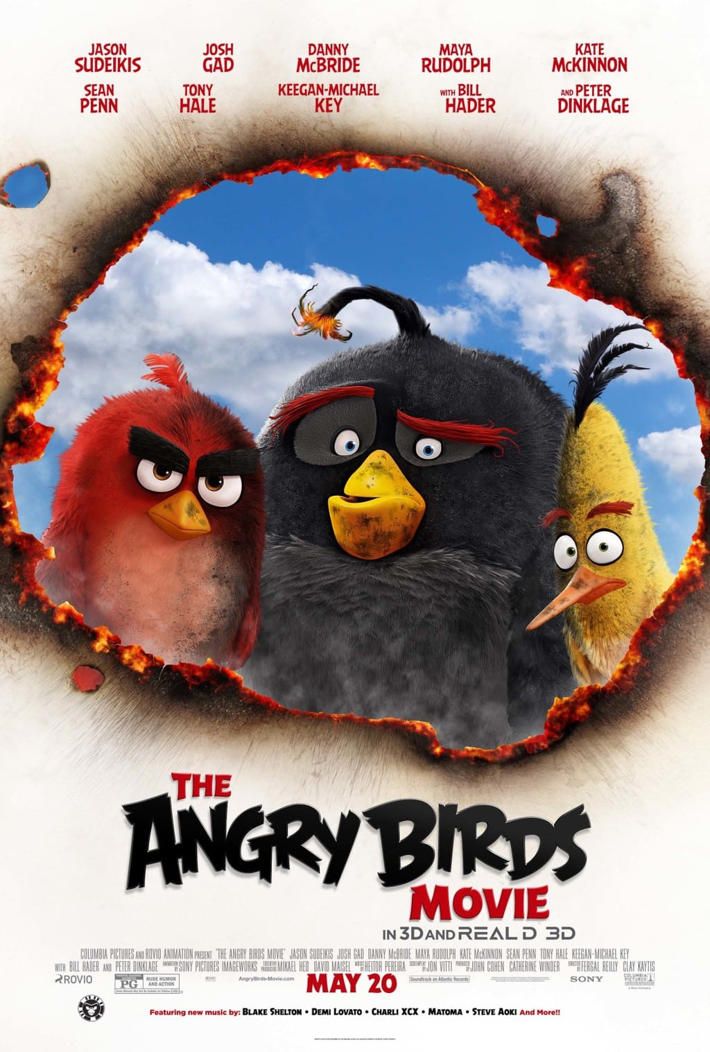 Mother's Day Giveaway and Angry Birds Movie Tickets