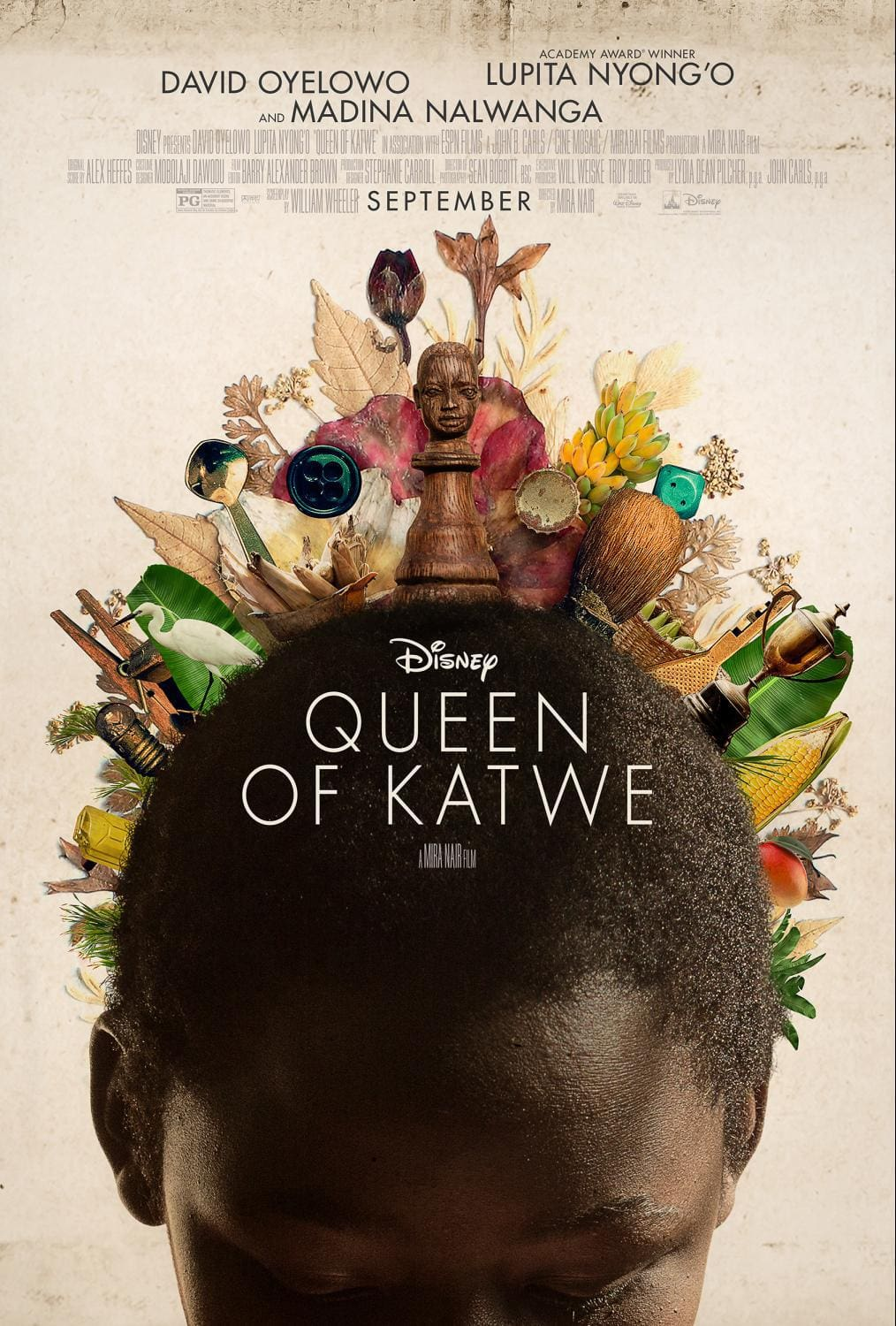 First Look at Queen of Katwe New Trailer and Poster