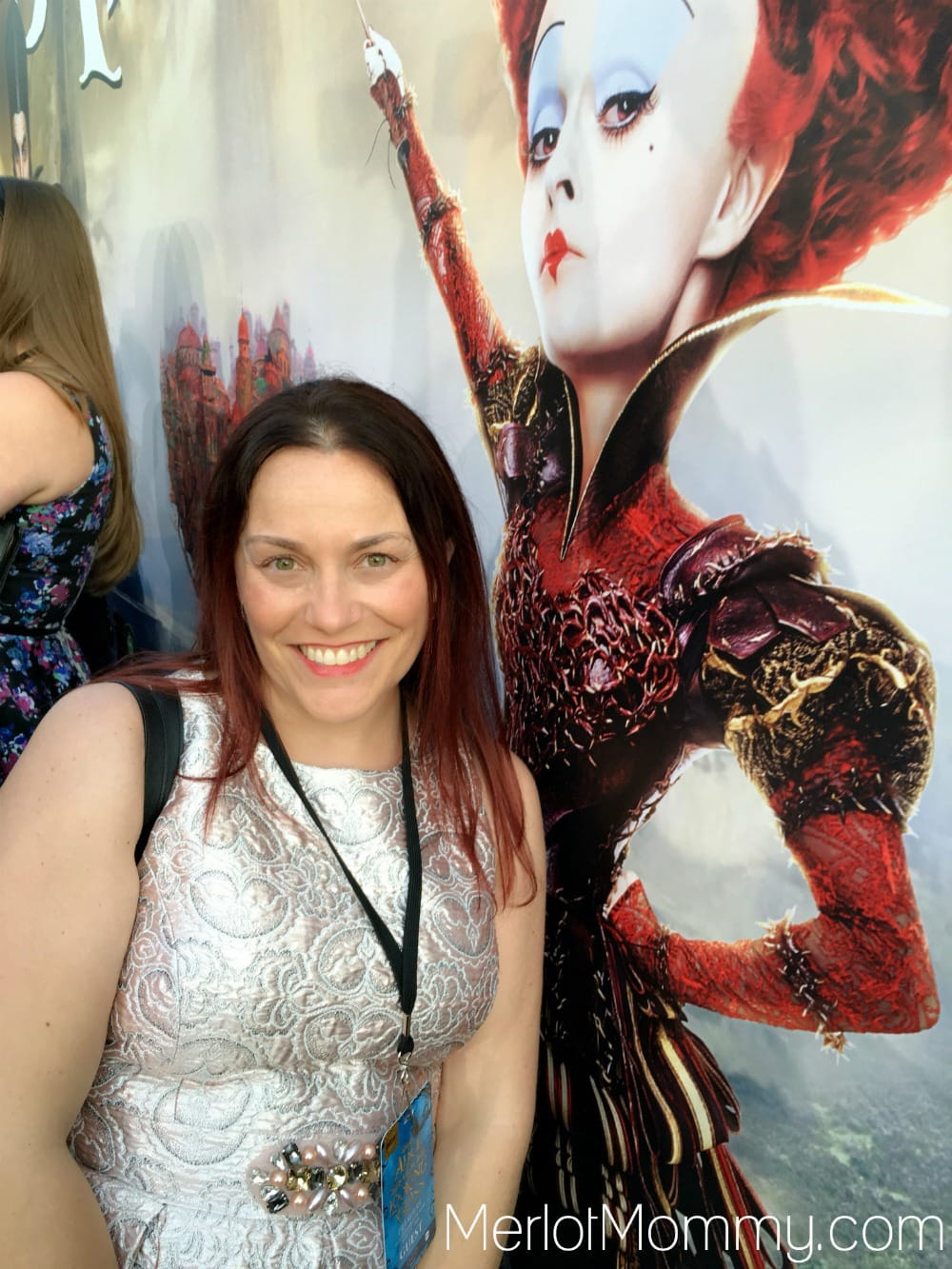 Behind-the-Scenes at the Alice Through the Looking Glass Red Carpet Premiere Event