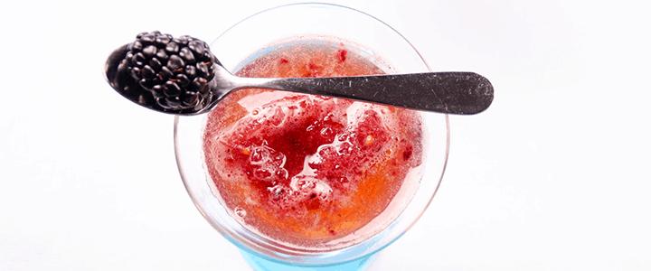 Blackberry Sweet Tea Cocktails