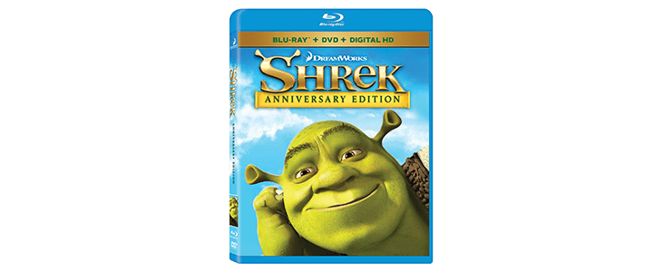 Win Shrek Anniversary Edition