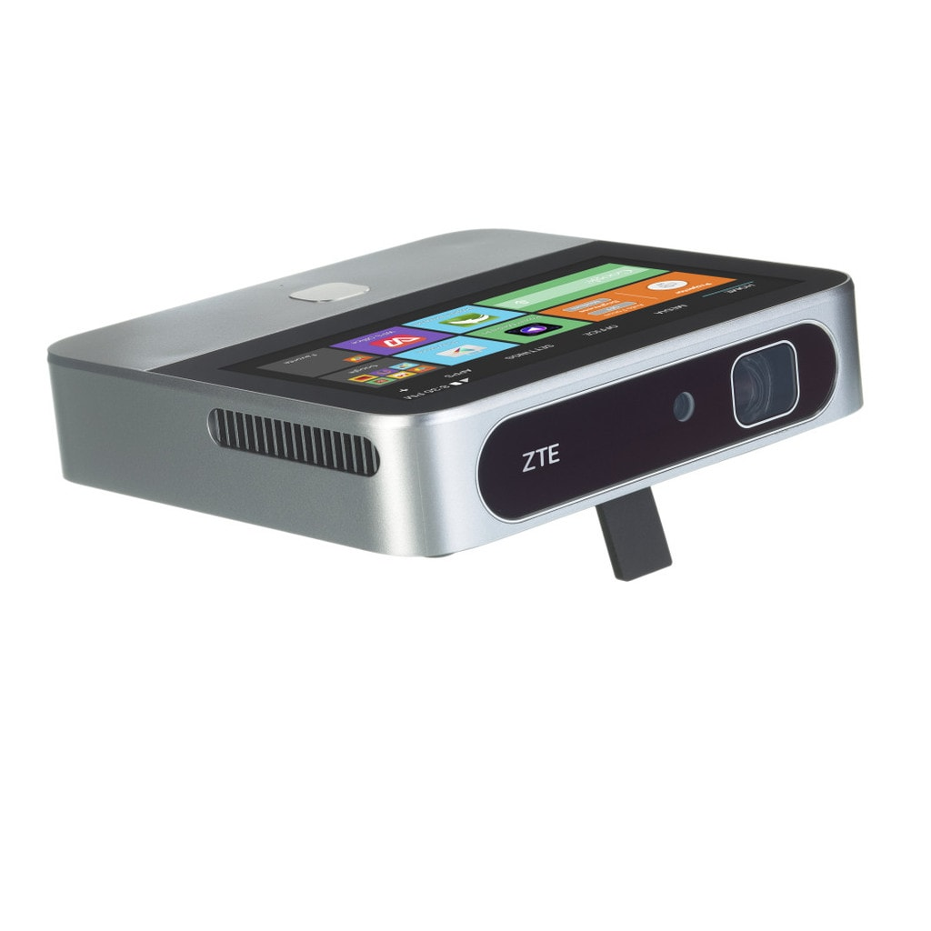 the ZTESPRO 2 Wireless Smart DLP Projector from Best Buy