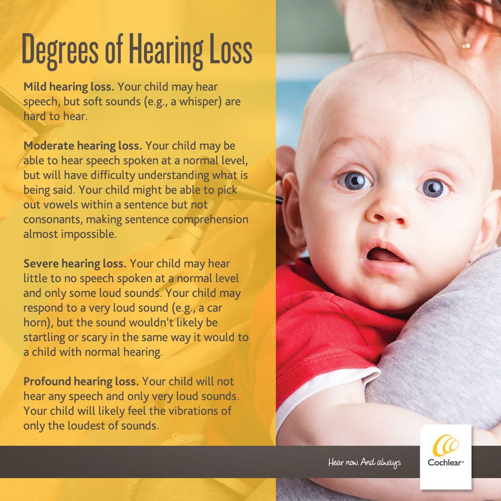 Cochlear implant baby blog giveaways