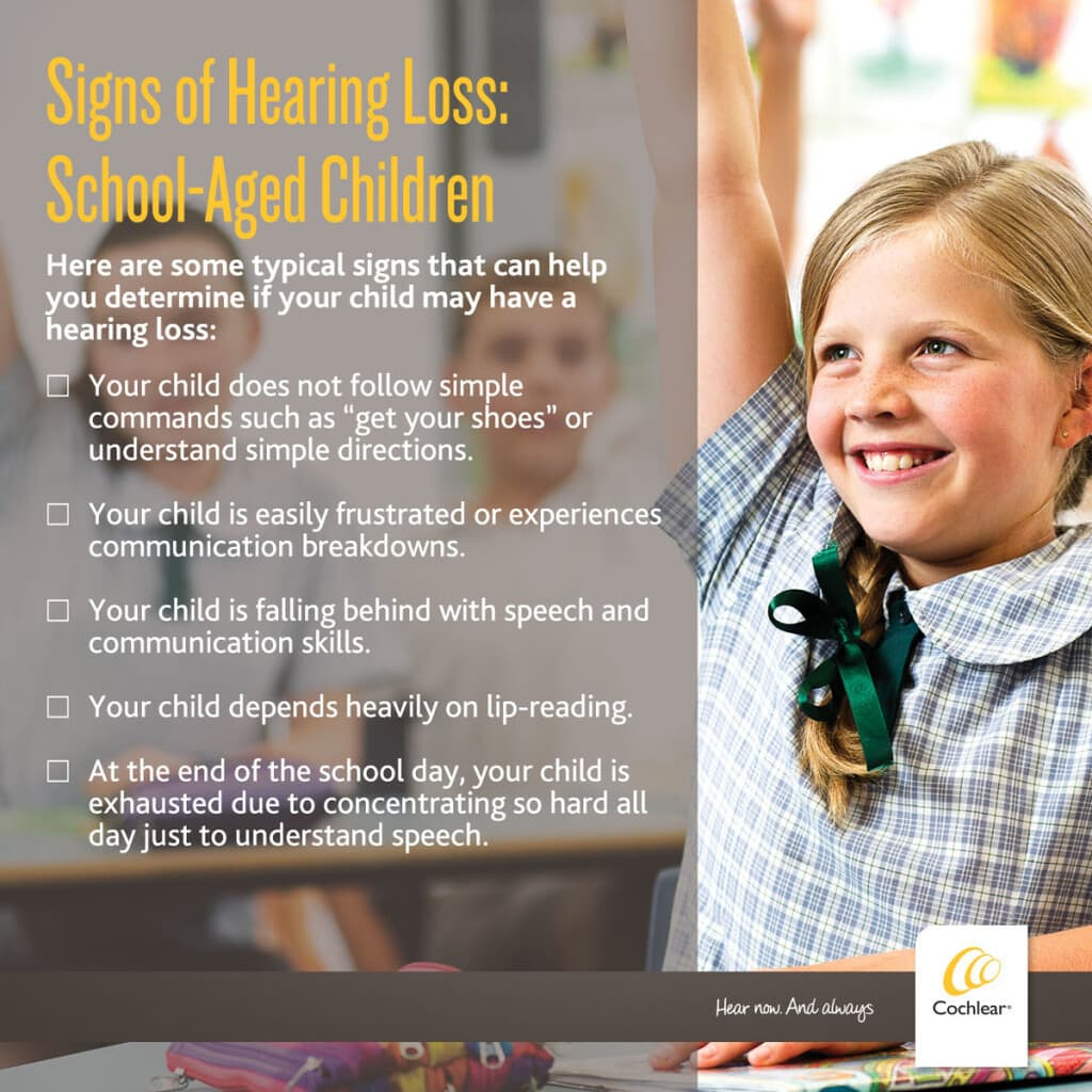 Cochlear is Partnering with Families of Children with Hearing Loss