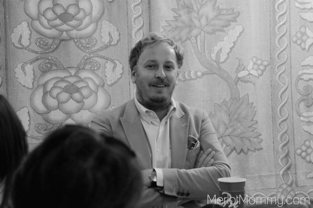 Director James Bobin Interview Alice Through the Looking Glass
