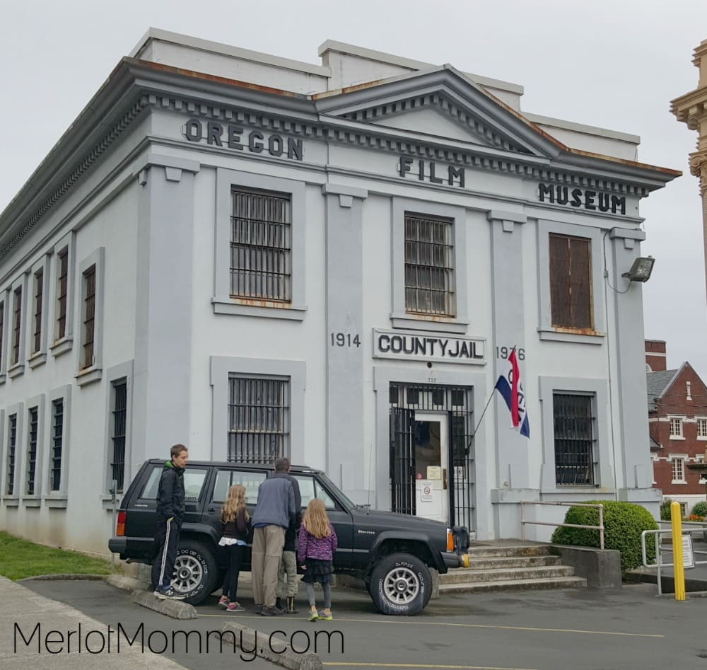 Goonies Never Say Die – Things to Do in Astoria and Cannon Beach Oregon - Goonies Film Locations