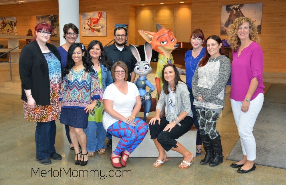 Zootopia Interview with Raymond Persi the Voice of Flash