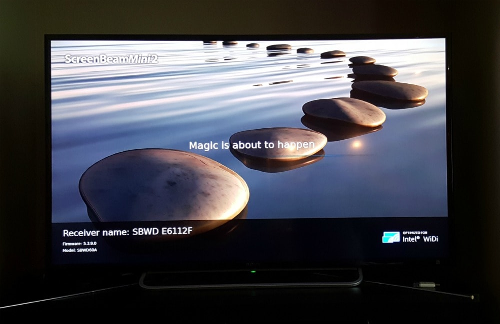 Wireless Displays Make Viewing Brilliant HD Even Better