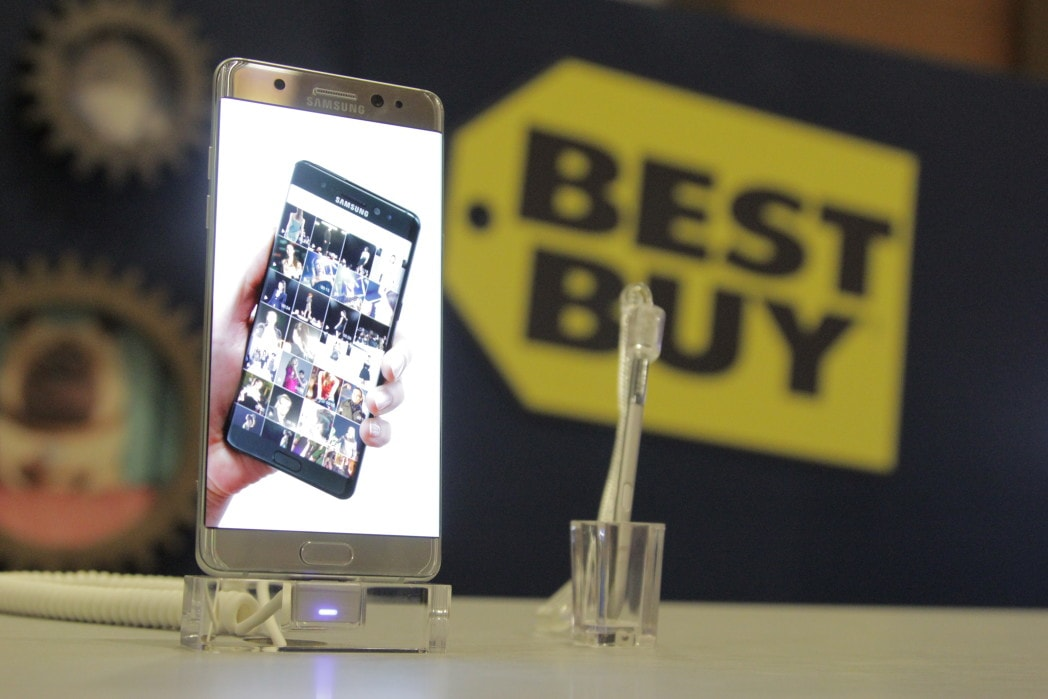 Mobile Plan and Compare Tool at Best Buy + Samsung Galaxy Note7