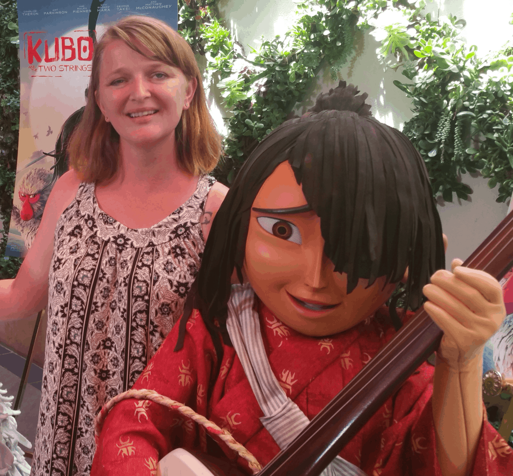 Kubo and the Two Strings Interview with Charlize Theron, Matthew McConaughey, and Art Parkinson