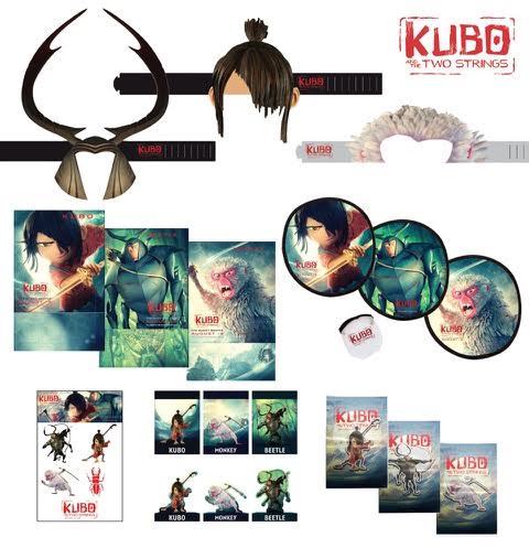 Kubo Giveaway