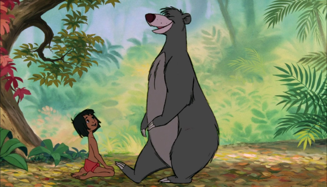The Bare Necessities of Our Family - The Jungle Book Now on Blu-Ray and DVD