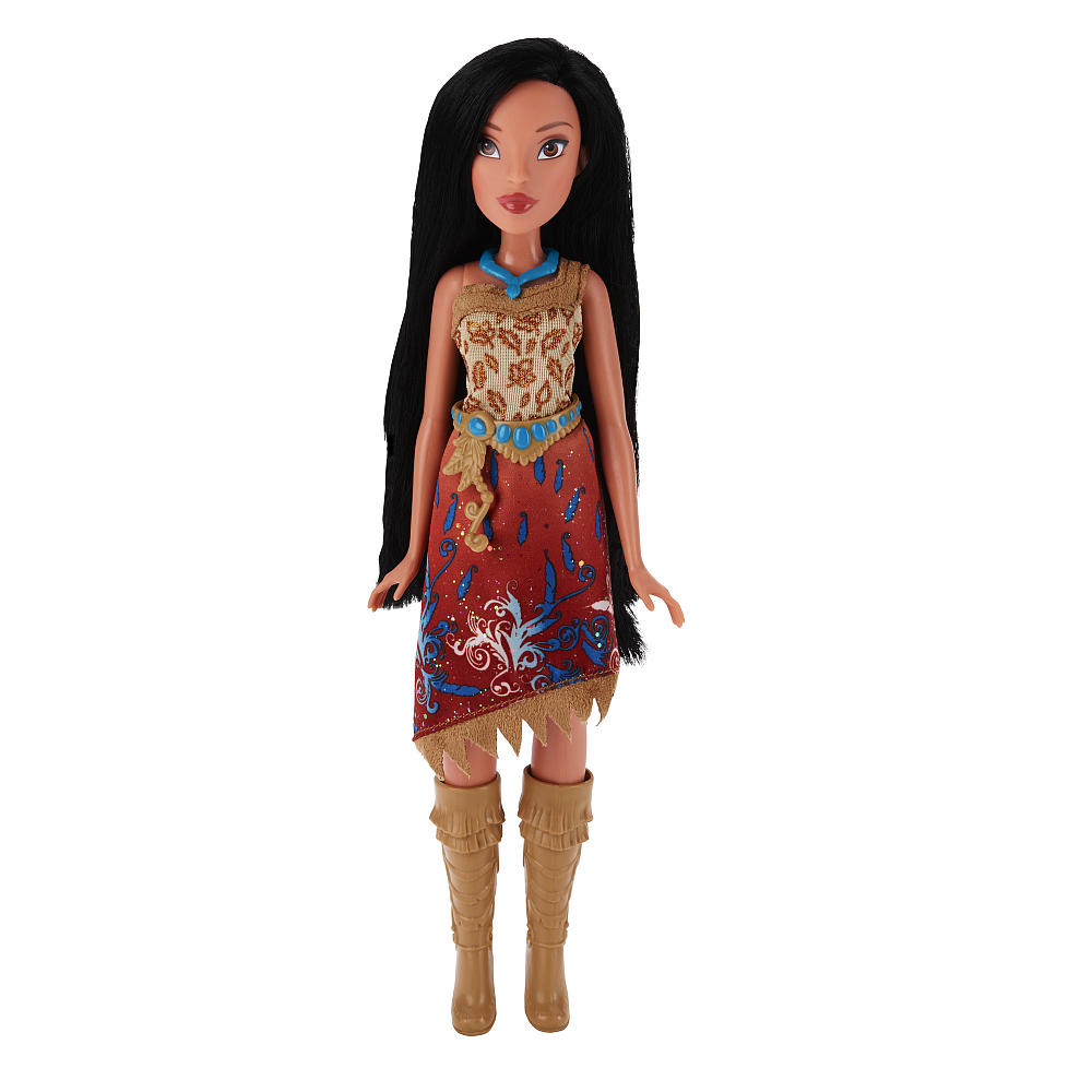 Disney Princess Royal Shimmer Pocahontas Doll
