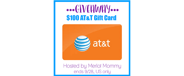 Back to School Shopping Relief with $100 AT&T Gift Card Giveaway