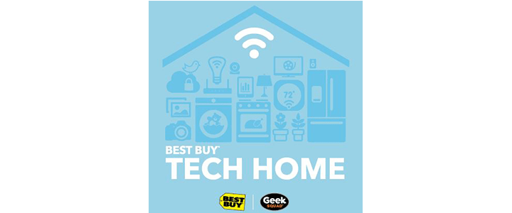 Best Buy Tech Home – Modern Living Made Easy + Sweepstakes