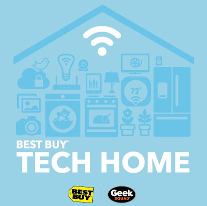 Best Buy Tech Home - Modern Living Made Easy + Sweepstakes