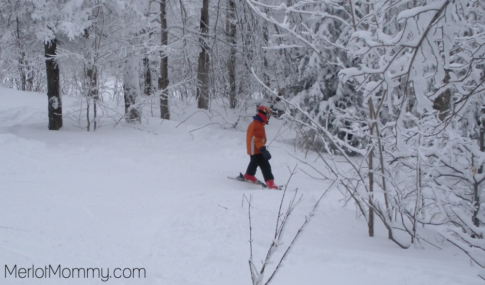 Start Your Kids Skiing Early