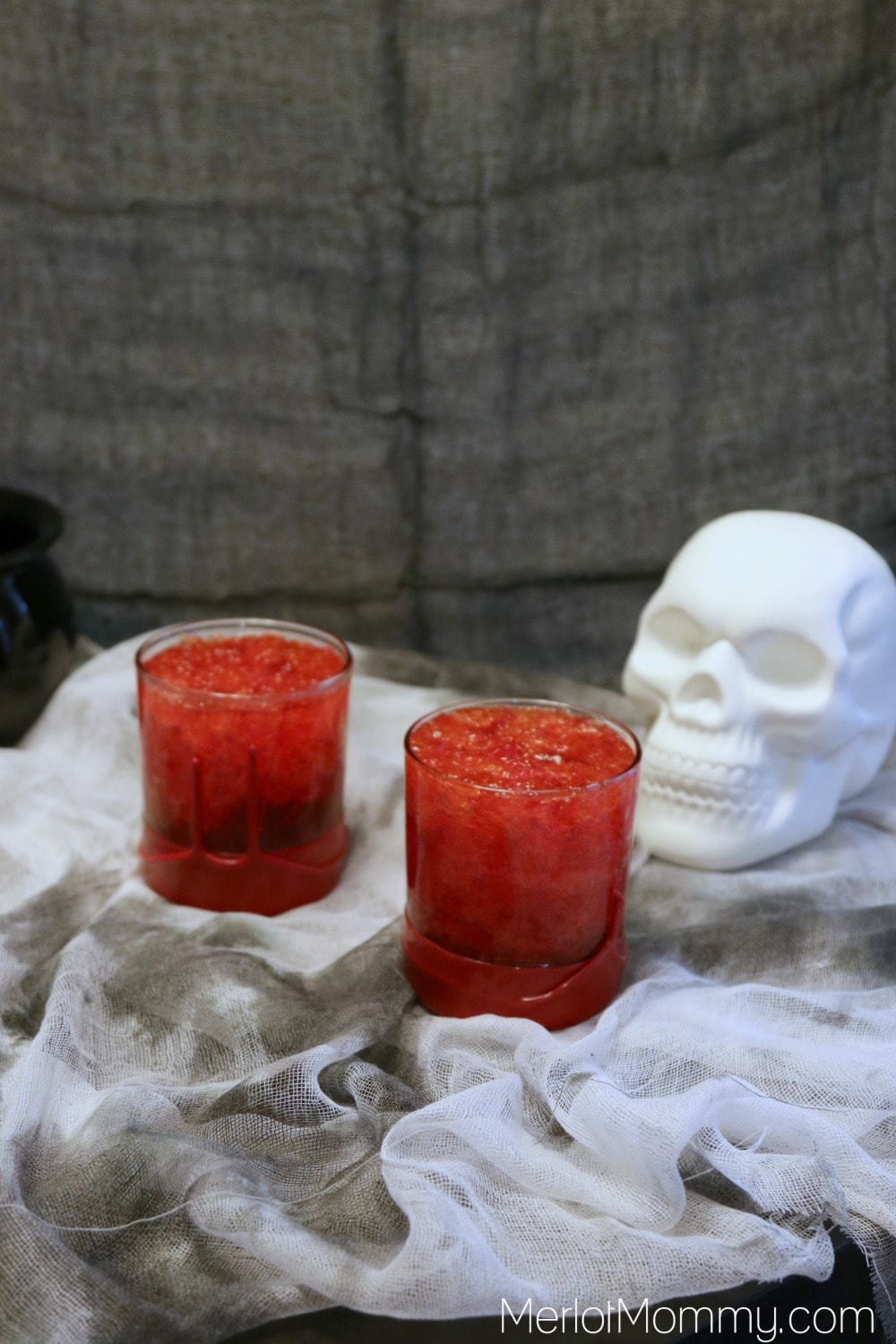 Blood and Guts Cocktail for Halloween