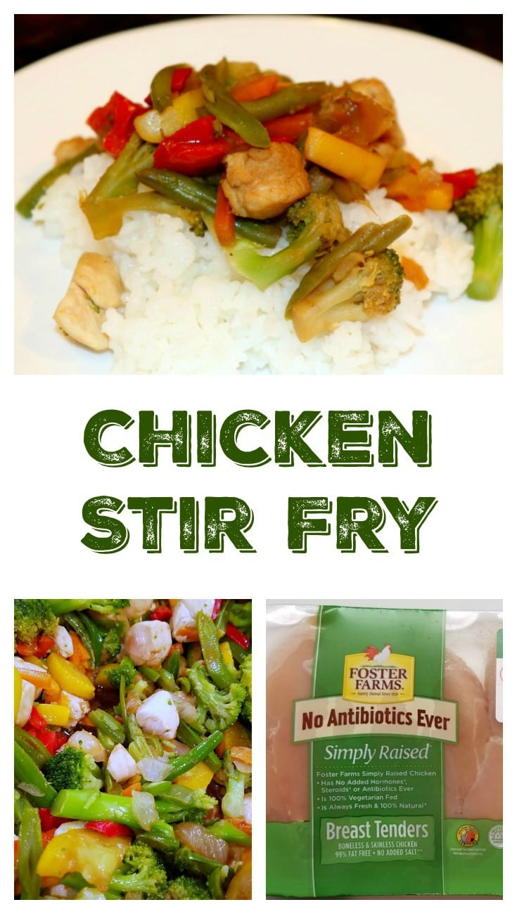 Chicken Stir Fry - A Fresh Take on A Classic Comfort Favorite