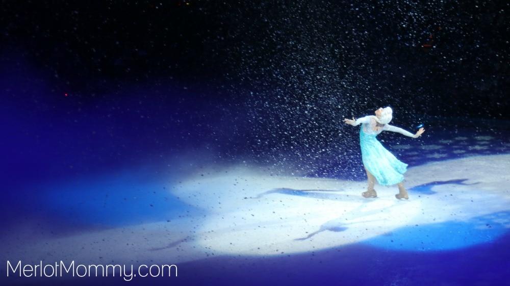 Disney On Ice Elsa Frozen