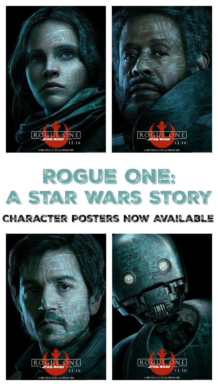 Character Posters Now Available
