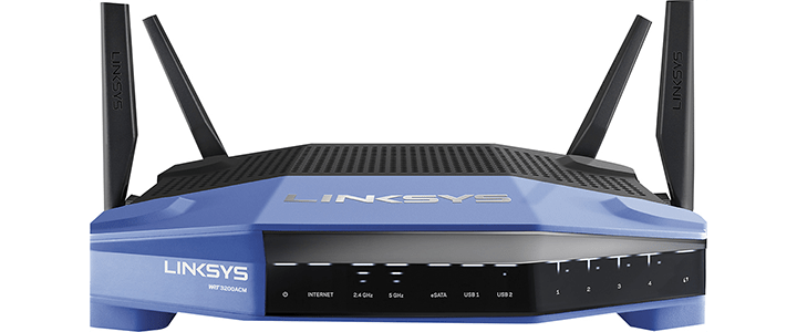 Keep Connected While Protecting Your Data with the Linksys Wi-Fi Router