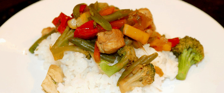 Chicken Stir Fry – A Fresh Take on A Classic Comfort Favorite